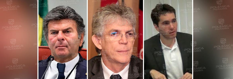 WhatsApp Image 2020 01 07 at 12.32.20 - CALVÁRIO NO JUDICIÁRIO NACIONAL: Delação de empresário da Cruz Vermelha aponta que até ministro do STF pode estar envolvido em esquema - VEJA CONVERSA