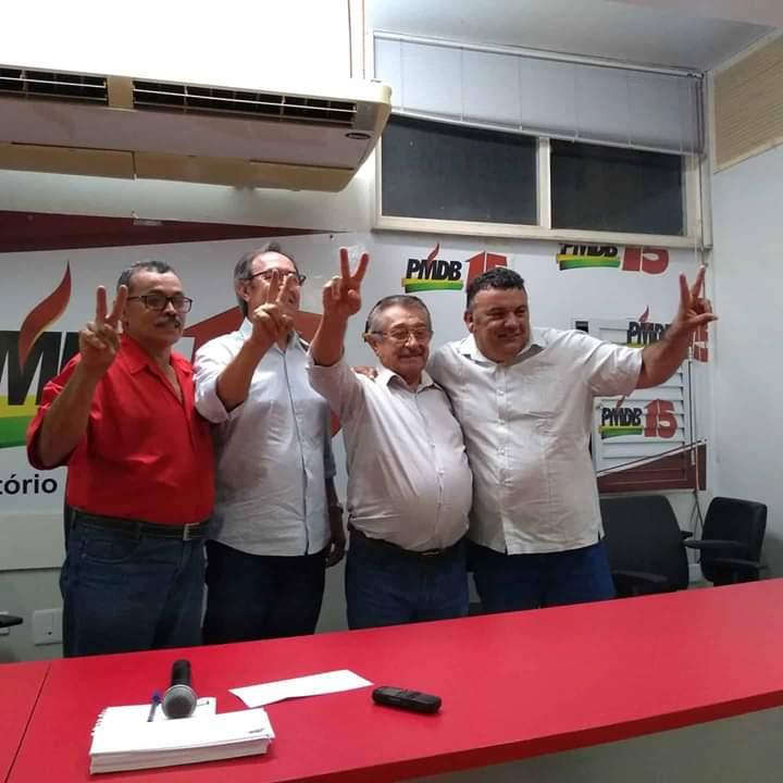 MDB lança pré-candidatura do empresário Dema Azevedo para prefeitura de Itabaiana