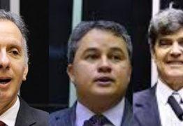 CABEÇAS DO DIAP: três Deputados paraibanos estão entre os mais influentes do Congresso