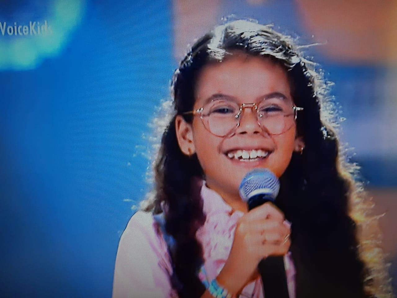 Paraibana de Esperança encanta jurados é classificada para o The Voice Kids 2020 com música de Vital Farias