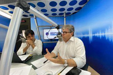 PARCEIROS DA HABITAÇÃO: João Azevedo anuncia investimento de R$15 milhões para a construção de mil casas – VEJA ENTREVISTA