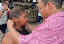 DE OLHO NAS ELEIÇÕES: Nilvan Ferreira faz visita ao Mercado Central e afina relação com população