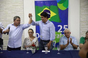 Democratas lança pré-candidatura de Raoni Mendes à Prefeitura da Capital