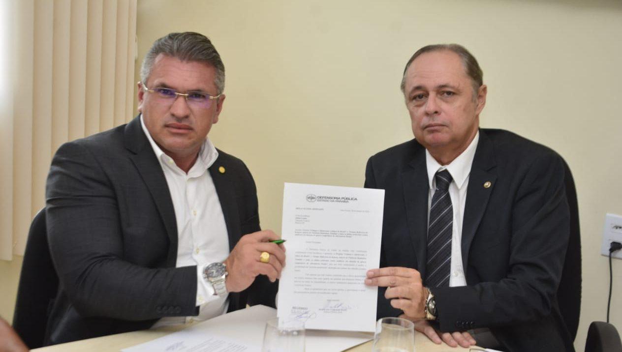 WhatsApp Image 2020 01 29 at 08.19.15 1 e1580310003232 - CAÇADOR IMPIEDOSO: Julian Lemos fecha parceria com Defensoria Pública e declara guerra contra pedófilos e estupradores