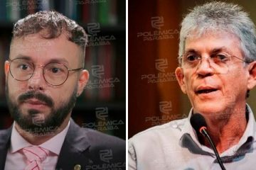 BRAVATAS E FILHOS DA P*TA – Ricardo Coutinho xinga procurador do trabalho em áudio e é rebatido: 'não me intimido'