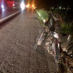 acidente br 230 campina grande 150x150 - Acidente entre carro e motocicletas deixa dois homens feridos na BR-230