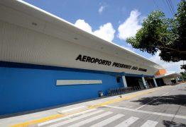 Aeroporto de Campina Grande é o segundo do Bloco Nordeste a ser transferido para gestão da Aena