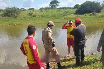 afogamento 360x240 - 'SELFIE' ACABA EM TRAGÉDIA: Irmãos morrem afogados em açude da Paraíba