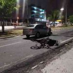 aid 150x150 - Motocicleta colide em carro e criança é arremessada e internada em estado grave, em João Pessoa