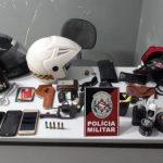 apreensao cg 150x150 - Polícia prende dupla suspeita de cometer assaltos em Campina Grande