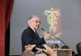Presidente do TCE emite nota, mas não sai em defesa da esposa: 'doa a quem doer'