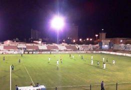 Nacional e Sousa empatam no último amistoso da pré-temporada
