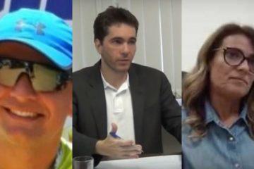 CALVÁRIO: Livânia Farias revela acordo entre Daniel Gomes e auditor do TCE-PB – OUÇA