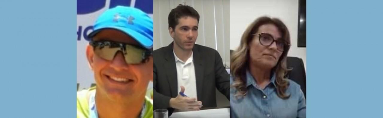 auditor tce 1 - CALVÁRIO: Livânia Farias revela acordo entre Daniel Gomes e auditor do TCE-PB - OUÇA