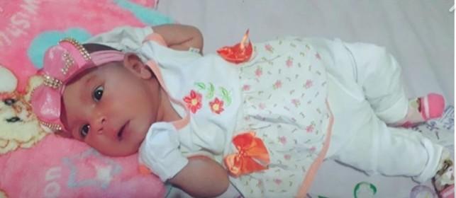 bebe - Pai é preso por estuprar filha recém nascida de 14 dias no Pará
