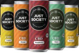 ACALMA E HIDRATA: Chega no mercado drinks feitos com maconha
