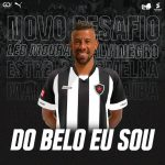 belo leo moura 1024x1024 150x150 - Léo Moura comemora chegada ao Botafogo-PB e promete: 'vamos buscar o inédito título da Copa do Nordeste'