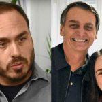 bolsonaro 3 150x150 - 'TEU C*': Carlos Bolsonaro demonstra desagrado após Regina Duarte ser escolhida como secretária e manda recado ofensivo para Revista Veja
