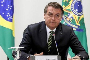 bolsonaro 360x240 - Bolsonaro foi autor de 58% dos ataques contra jornalistas em 2019, diz entidade