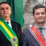 bolsonaro moro 1 768x505 150x150 - Jogo de chantagens entre Moro e Bolsonaro foi longe demais - Por Fernando Brito