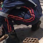 bombeiros 1 150x150 - Mulher morre após portão cair sobre ela durante faxina em JP