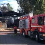 bombeiros 150x150 - Animais morrem após incêndio atingir galpão de reciclagem na Zona Sul de JP