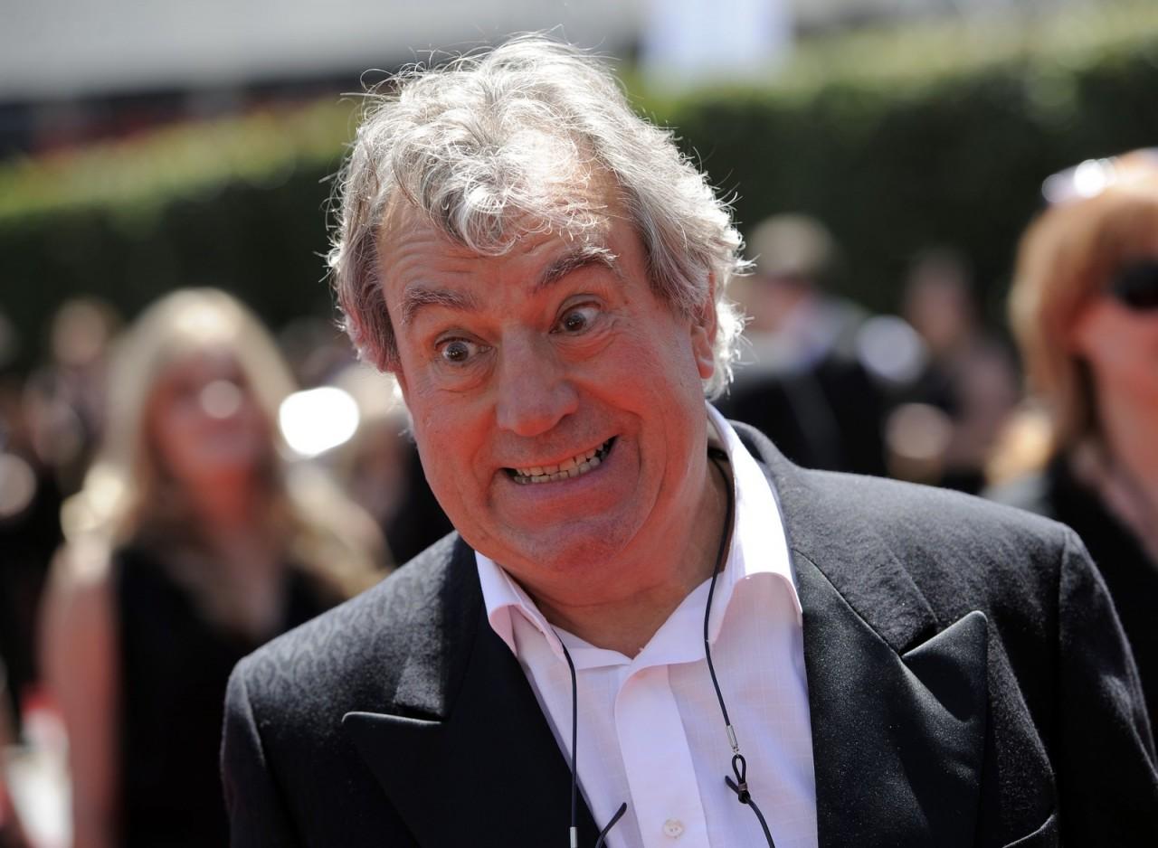britain terry jones fran - Terry Jones, do 'Monty Python', morre aos 77 anos
