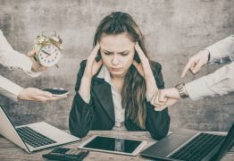 Síndrome de Burnout: fenômeno causado pelo ambiente de trabalho atinge cerca de 30% dos profissionais brasileiros