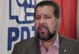 Presidente do PDT diz que João Azevedo não assume liderança no PDT: 'Ninguém entra por cima'