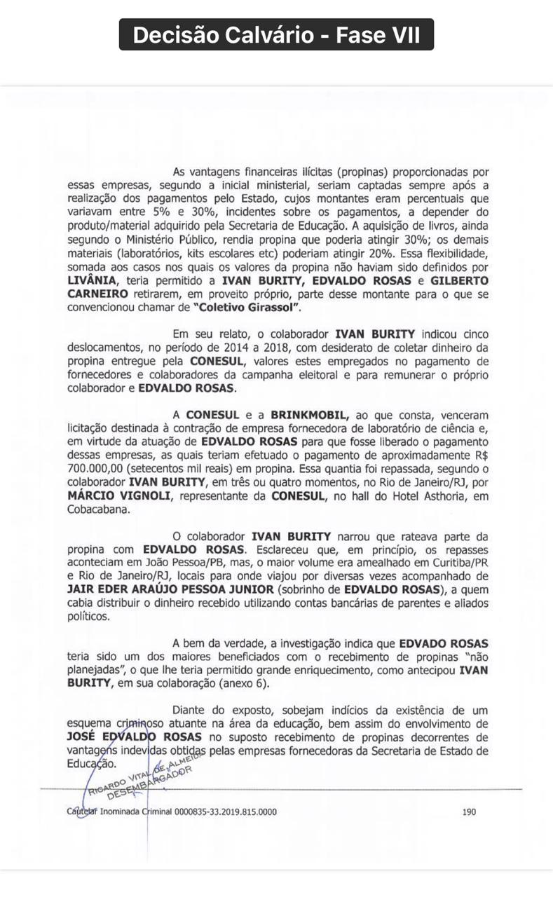 ce25d954 d388 4a99 b41d 2426d024fb10 1 - OPERAÇÃO CALVÁRIO: Presidente da Câmara de Bayeux pode entrar na mira devido sua aproximação com Edvaldo Rosas