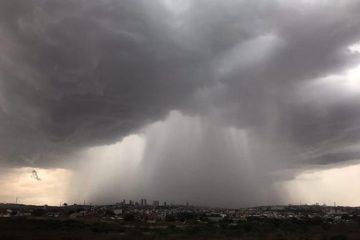 Campina Grande tem mais chuva em um dia que o esperado para janeiro; famílias ficam desalojadas