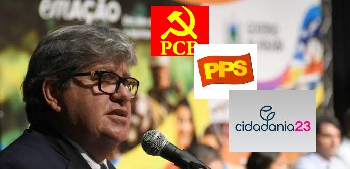 cidadania - DE CASA NOVA: Novo partido de João Azevedo 'nasceu' comunista, mas agora é considerado 'amigo da direita' - ENTENDA O CIDADANIA