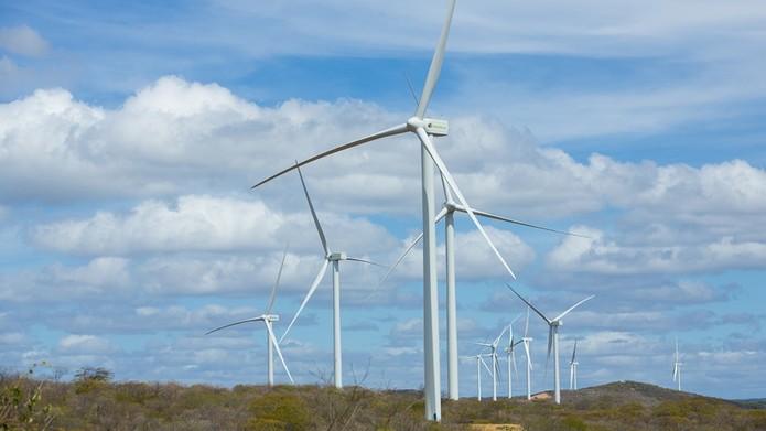 complexo eolico empresa espanhola santa luzia paraiba - BNDES financia construção de 12 parques eólicos na Paraíba
