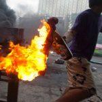 coquetel molotov 150x150 - Há uma profunda ferida na triste alma do Brasil - Frei Betto