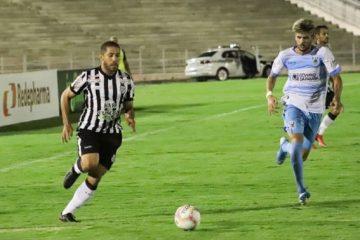 CAMPEONATO PARAIBANO: Atlético de Cajazeiras goleia o CSP no Almeidão
