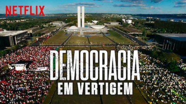 democracia 600x338 - Documentário brasileiro sobre o Impeachment de Dilma é indicado ao Oscar