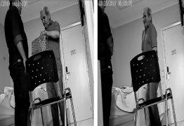 PÉS DE BARRO: Gravação mostra prefeito de Uiraúna colocando dinheiro nas roupas íntimas VEJA VÍDEO