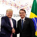 donald trump e jair bolsonaro 150x150 - Bolsonaro afirma que 'jamais' pediria a Trump para mudar tratamento dado a deportados brasileiros