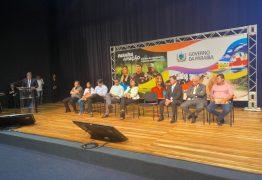 João Azevedo anuncia reformas, novos concursos e fim do Gol de Placa