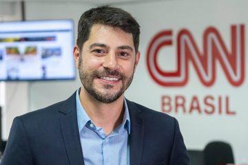 Programa de Evaristo Costa na CNN Brasil já tem nome