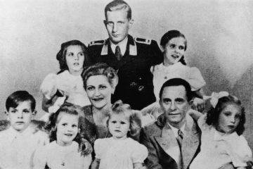 familia goebbels capa widelg 360x240 - O mórbido suicídio de Goebbels e seus filhos após a morte de Hitler