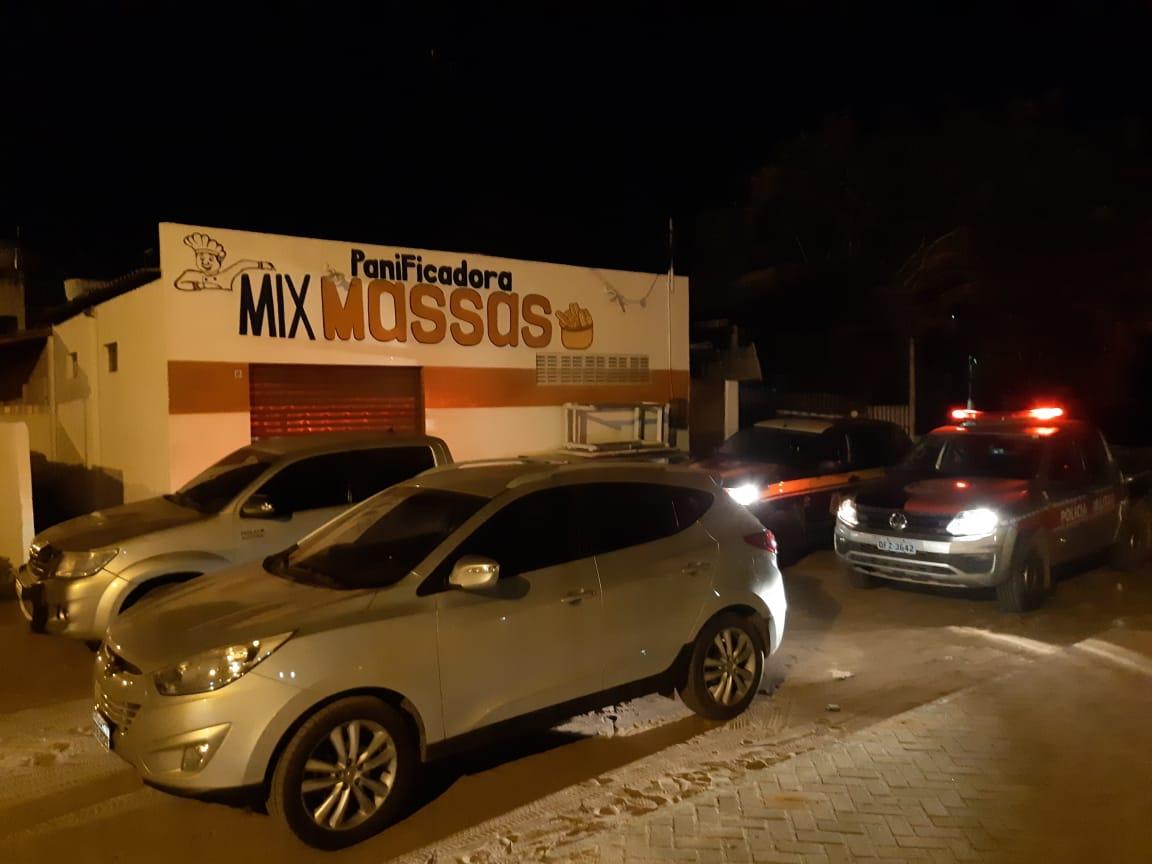CARROS DE LUXO: PRF e PM recuperam três veículos roubados em ação conjunta