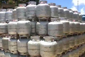 gas de cozinha 1 360x240 - Pesquisa do Procon diz que menor preço de gás de cozinha está custando R$60, em João Pessoa