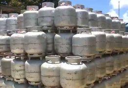 Preço do gás de cozinha pode chegar a custar até R$ 78, na Paraíba