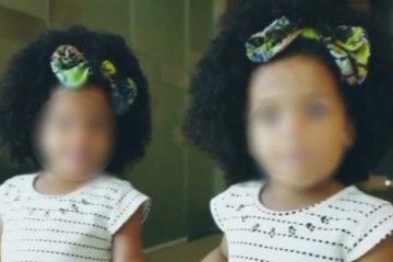 gemeas 1580298092594 v2 900x506 360x240 - 'BUCHA 1 E BUCHA 2': Segurança comete racismo contra gêmeas de três anos