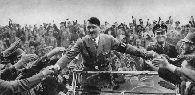 hitler - Os nazistas de 2020 saíram do armário e fecharam a porta - Por Silvio Osias