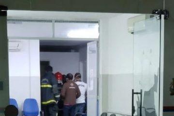 INCÊNDIO: Bloco cirúrgico de hospital é interditado em Cabedelo, na PB