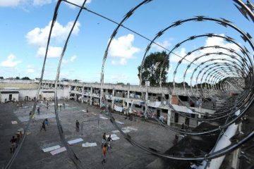 Estado inicia construção de dois novos presídios