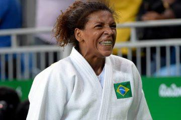 DOPING: Defesa deve mudar tese para tentar reverter suspensão de Rafaela Silva