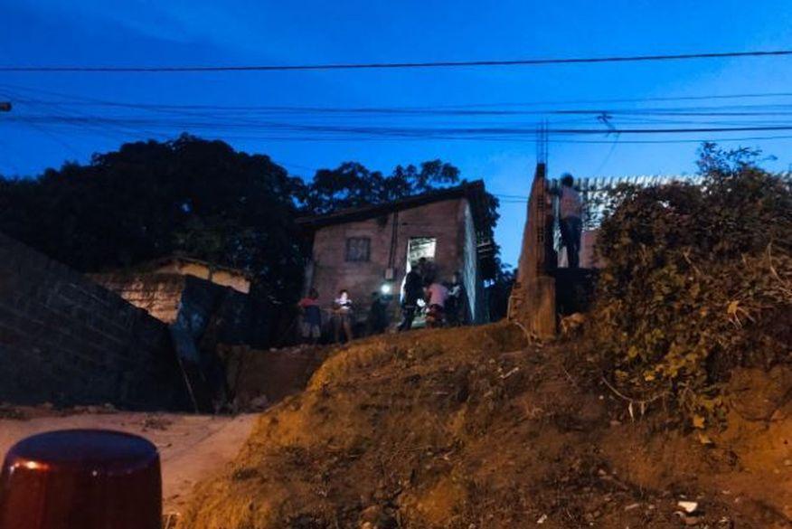 img 20200103 wa0001 - CHOQUE: Idoso fica ferido após sofrer descarga elétrica dentro de casa, em João Pessoa